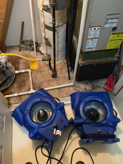 Tulsa, OK - Emergency water damage restoration