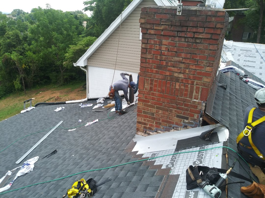 Knoxville, TN - Roof Replacement