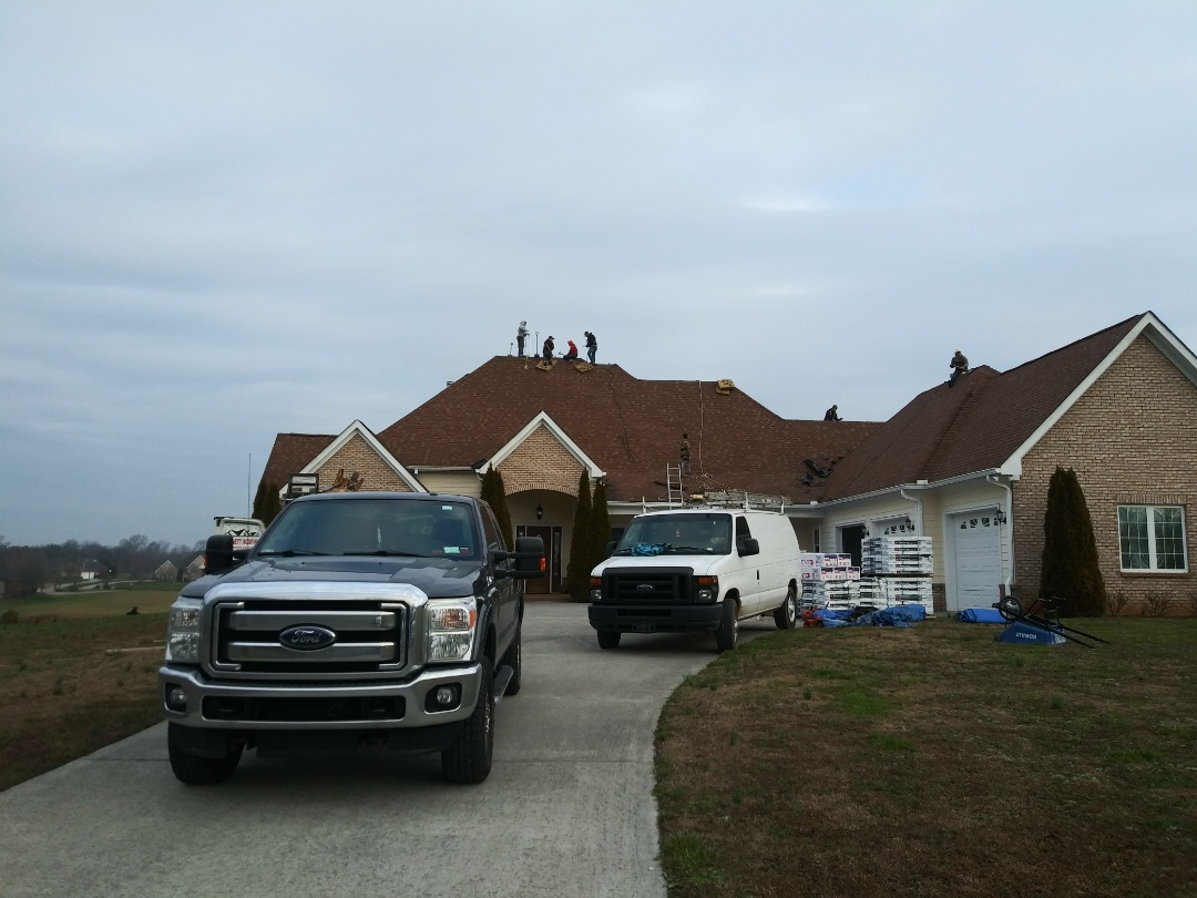 Knoxville, TN - Walland new roof