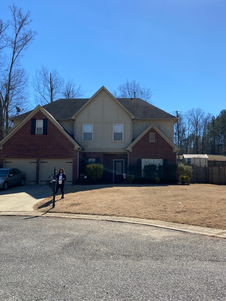 Lake View, AL - Our team is out on this beautiful Saturday getting our homeowners taken care of.