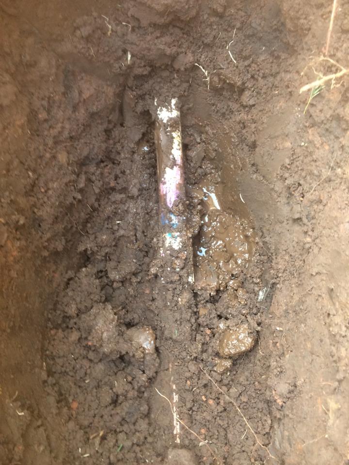 Oklahoma City, OK - Water leak
