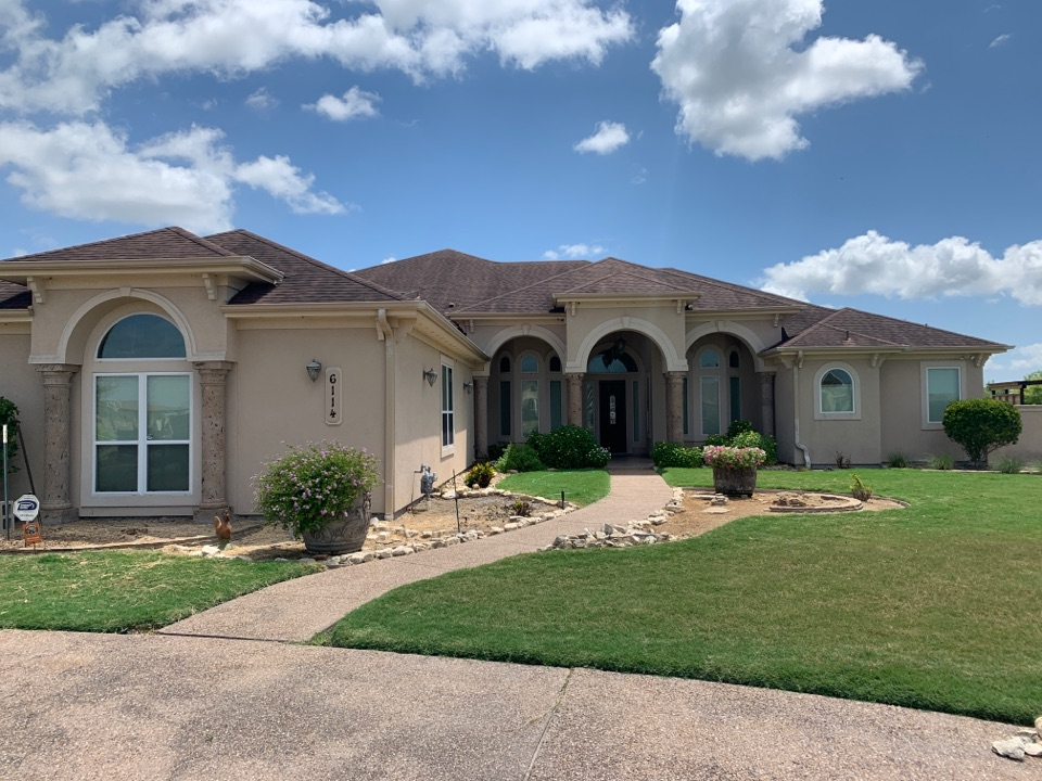 Corpus Christi, TX - Roof Inspection for our customer!  Give us a call for your next roof project!