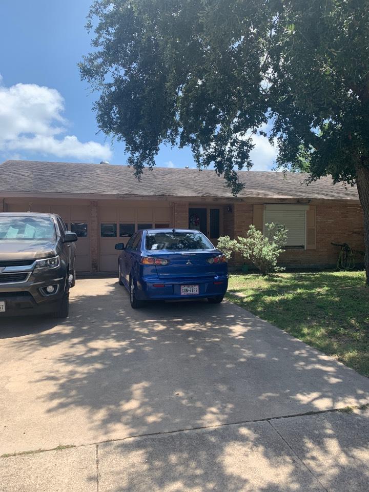 Corpus Christi, TX - Roof repair