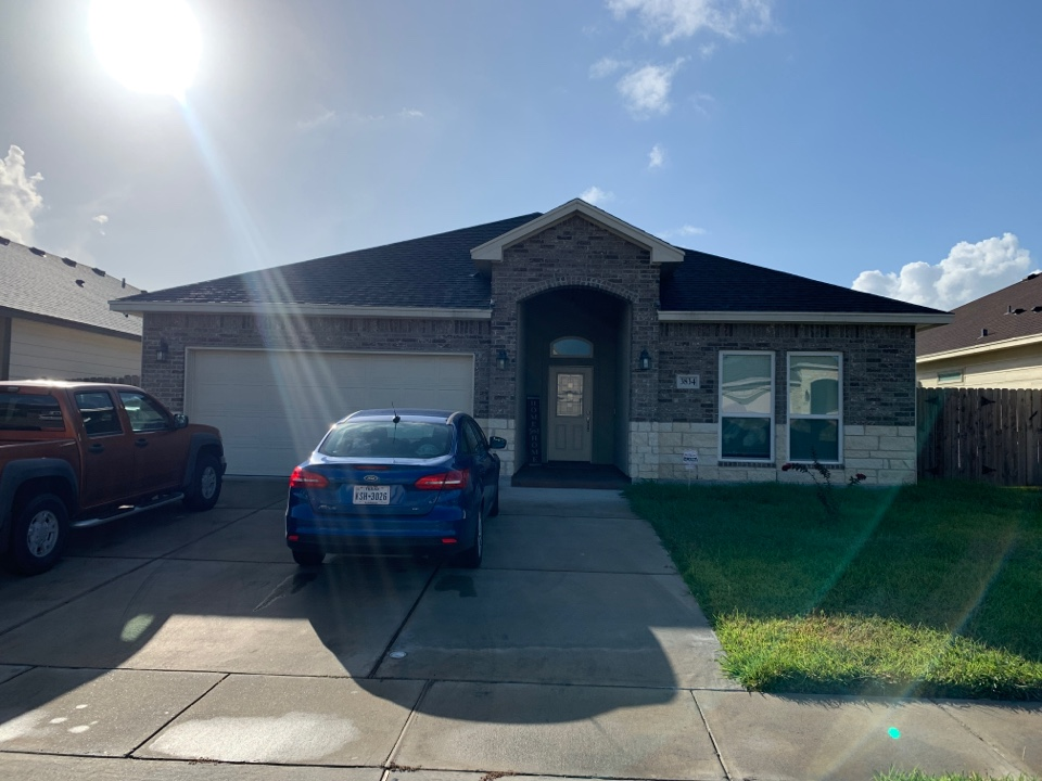 Corpus Christi, TX - Roof Inspection Complete! We will be changing out a Roof Jack and completing Roof Maintenance on this roof.