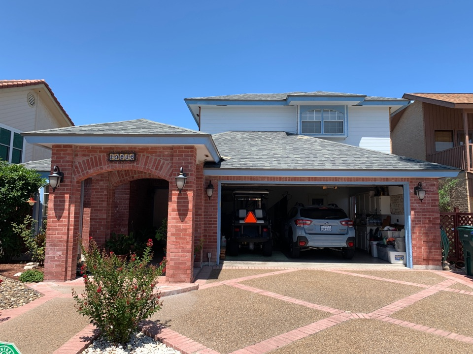 Corpus Christi, TX - Upgrading to Hardie Siding!  Give us a call fo any of your Exterior Home Projects!!