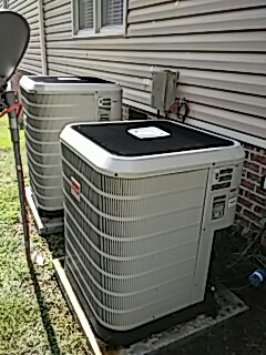 Easley, SC - Annual cooling maintenance performed on Westinghouse units.