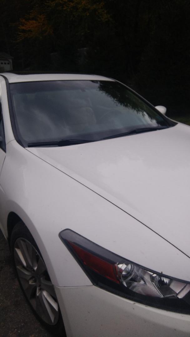 Lehighton, PA - Replaced windshield on Honda Accord