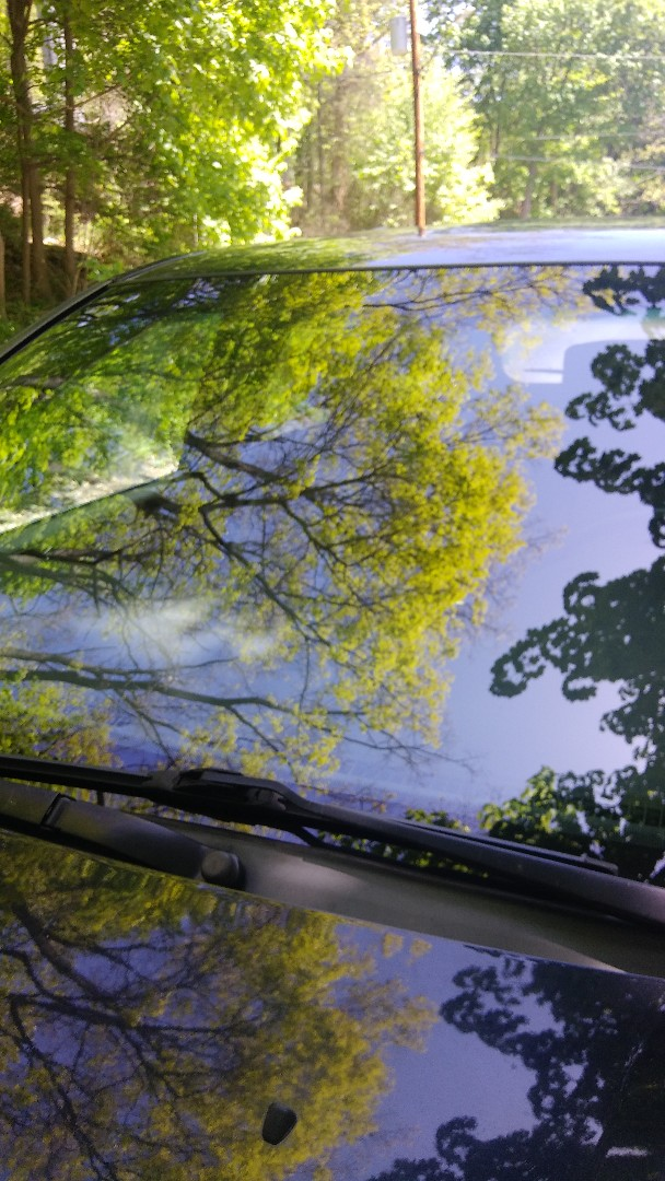 Jim Thorpe, PA - Replaced windshield on Honda Odyssey for a customer at their home