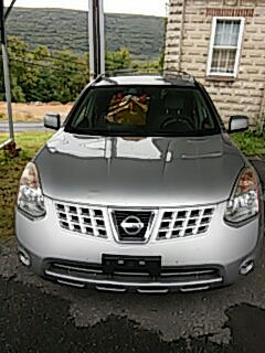 Palmerton, PA - Repaired chip on windshield on Nissan Rogue at Palmerton Lumber in Palmerton PA