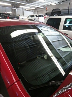 Stroudsburg, PA - Replaced windshield on Buick Encore for customer at Abeloff GMC Buick in Stroudsburg PA