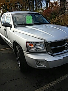 Effort, PA - Replaced windshield on Dodge Dakota for Keystone Auto Sales