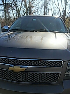 Stroudsburg, PA - Replaced windshield on Chevrolet Suburban at Abeloff Buick GMC