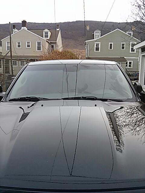 Palmerton, PA - Replaced windshield on RAM Pickup 1500