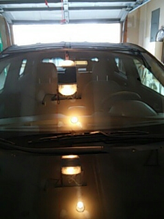 Jim Thorpe, PA - Replaced windshield on Hyundai Tucson for a customer at their house