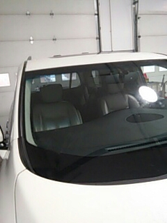 Effort, PA - Replaced windshield on Nissan Quest for Keystone Auto Sales