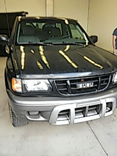 Bath, PA - Replaced windshield on Isuzu Rodeo for a customer at their work