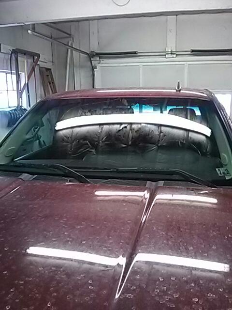 Lehighton, PA - Replaced windshiel on Chevrolet Silverado