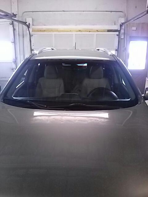 Lehighton, PA - Replaced windshield on Kia Sorento