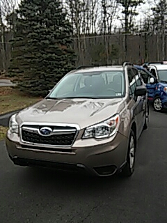 Jim Thorpe, PA - Replaced windshield on Subaru Forester for a customer at their house