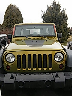 Effort, PA - Replaced windshield on Jeep Wrangler for Keystone Auto Sales