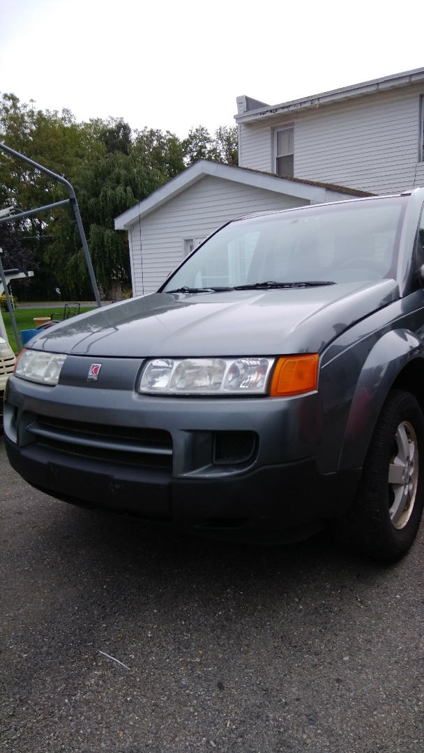 Walnutport, PA - Replaced windshield on Saturn Vue for exact price quoted