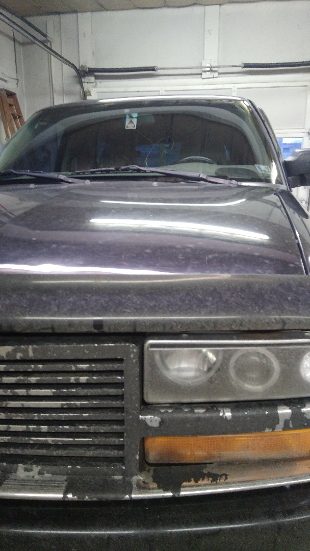 Replaced windshield on Chevy S10 Blazer for a customer in the shop at the exact price quoted