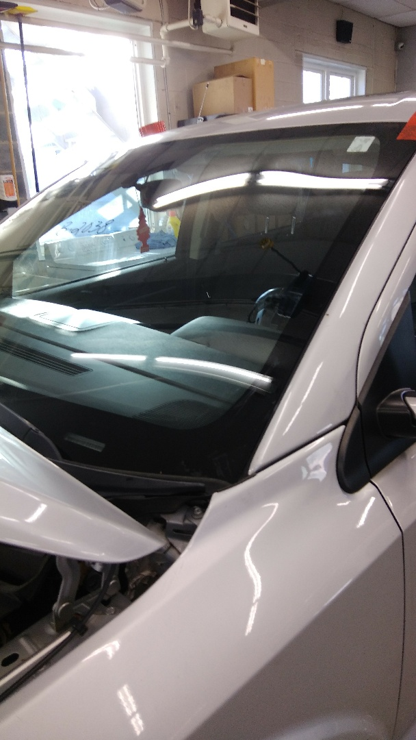 Slatington, PA - Replaced windshield on Dodge Journey for Rentschler Chrysler Jeep Dodge Ram for the exact price quoted
