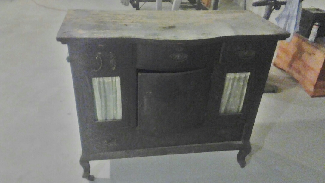 King, NC - Just gave an estimate for an antique hutch King North Carolina by Pilot Mountain