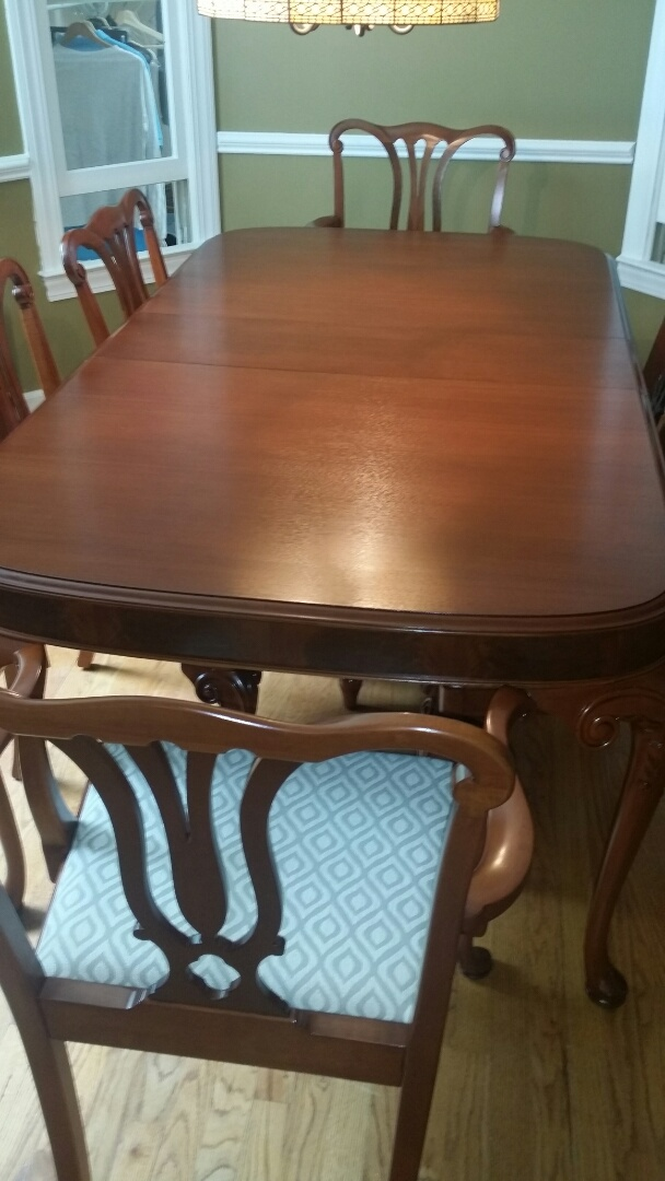 Raleigh NC Furniture Antique Restoration Mumford