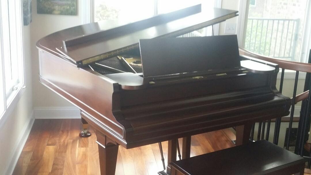 Carthage, NC - Furniture Restoration - We do pianos!