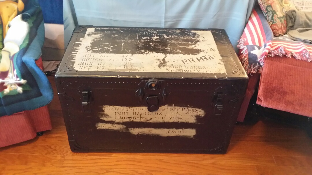 Refurbished trunk