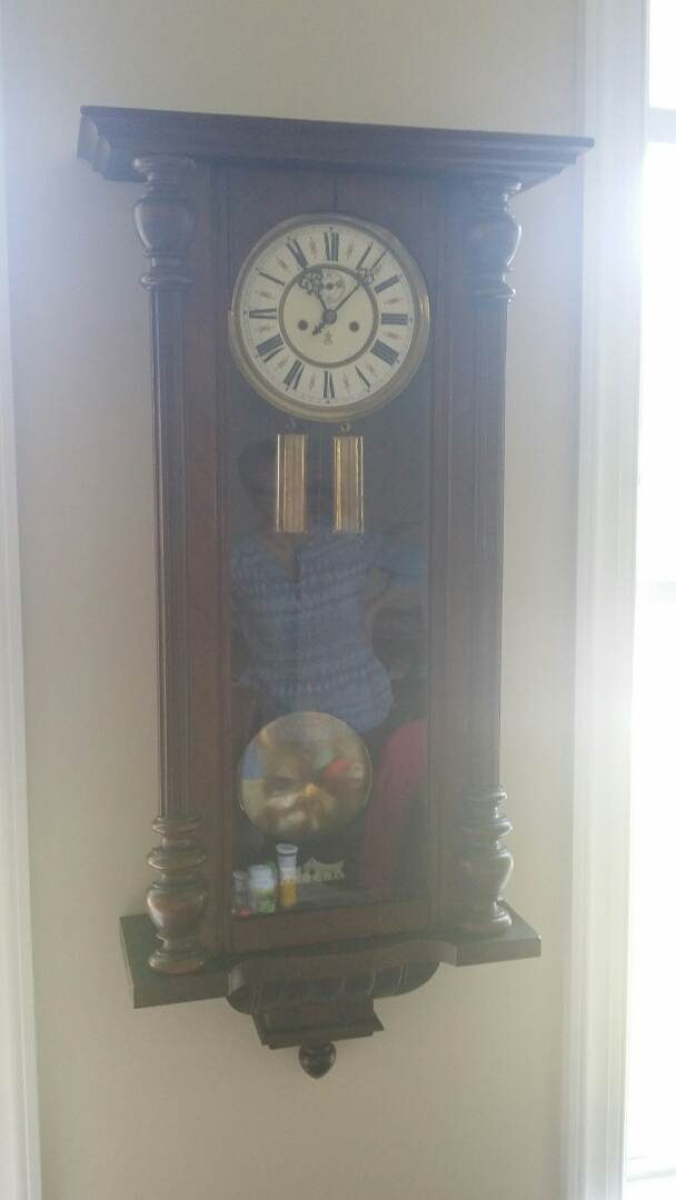 Sanford, NC - Repaired wall clock