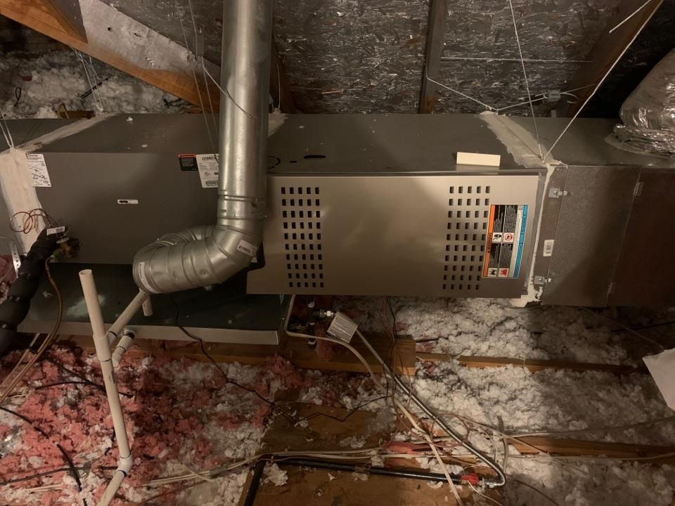 Keller, TX - Heat Tune up multiple Lennox systems