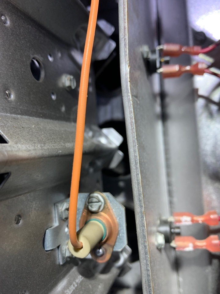 Grapevine, TX - Check heat clean flame sensors rheem systems