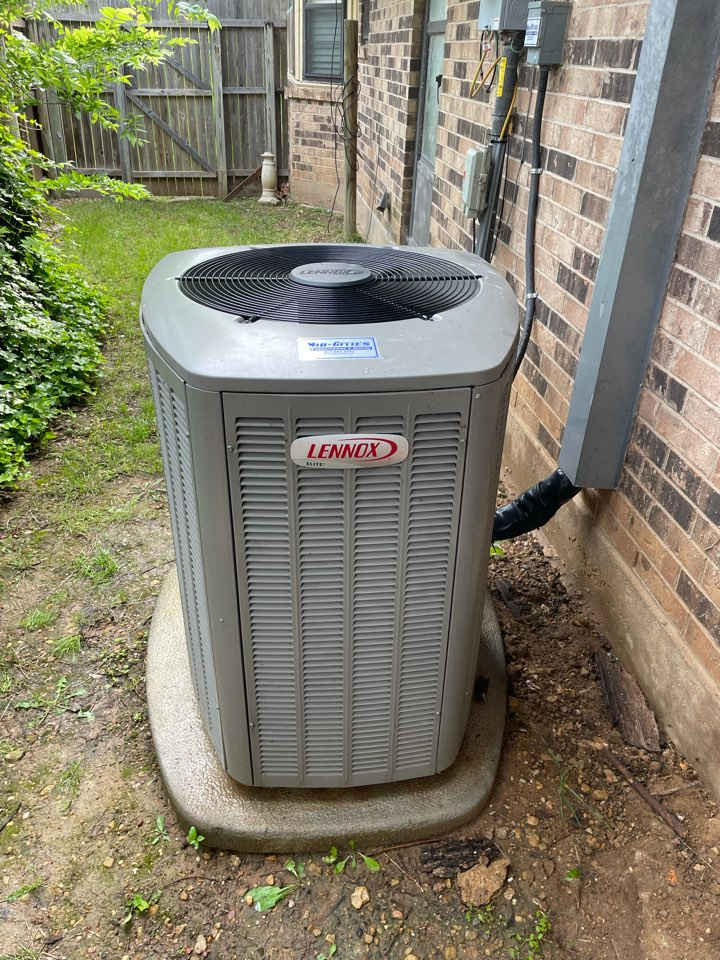 Another great tuneup and condenser cleaning for our customer.