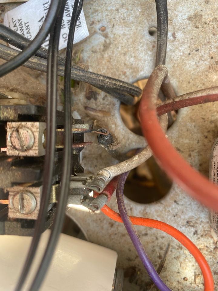 Dallas, GA - Diagnosed bad contactor