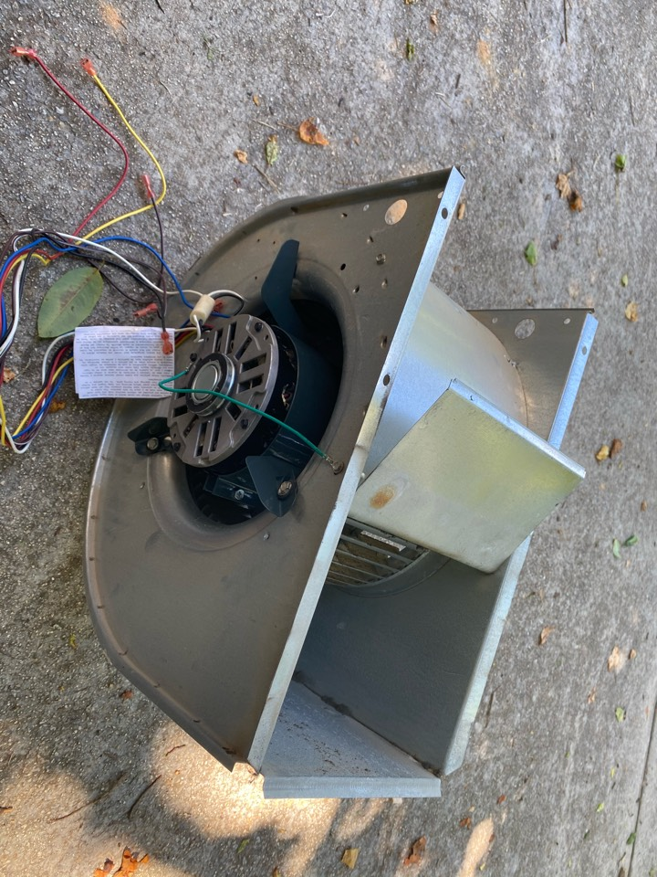 Dallas, GA - Found bad blower motor. Replaced and system is now cooling at this time.