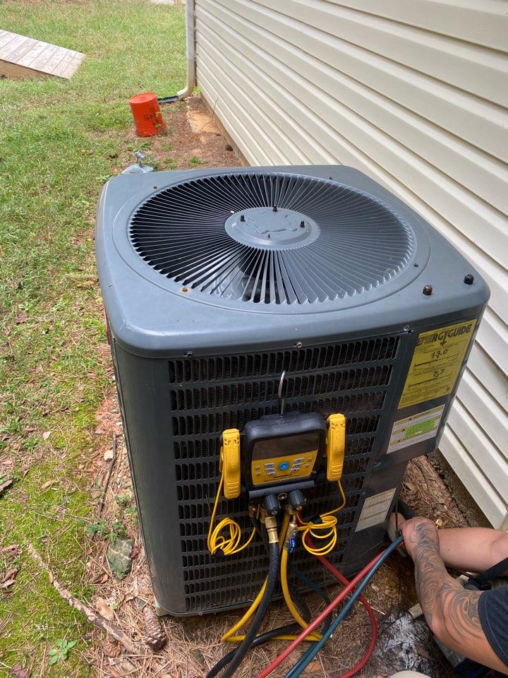 Dallas, GA - Found and repaired leak