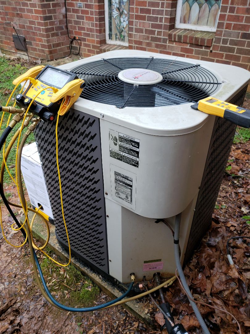 Mooresville, NC - Nordyne Heatpump Repair