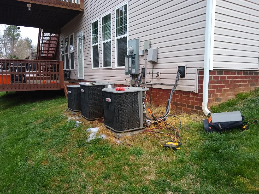 Lennox air conditioning tune up maintenance