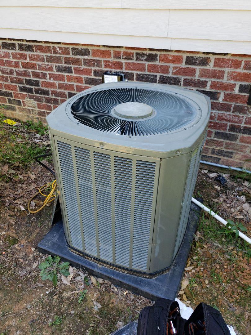 Charlotte, NC - Trane AC Repair