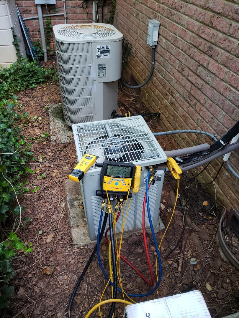 Harrisburg, NC - Trane AC Repair