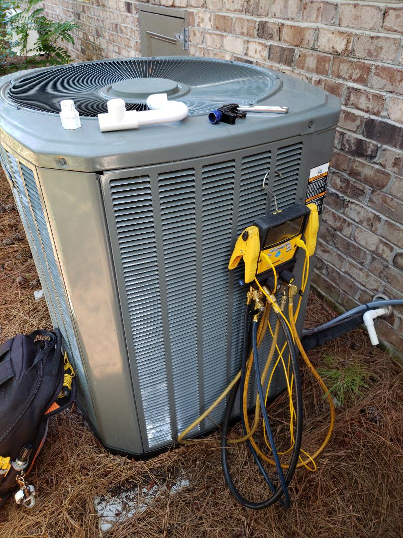 Mooresville, NC - Trane AC Repair