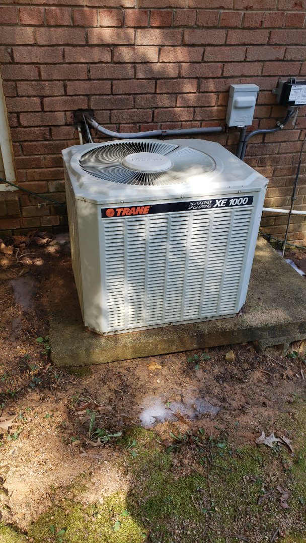 Kannapolis, NC - Trane AC Repair