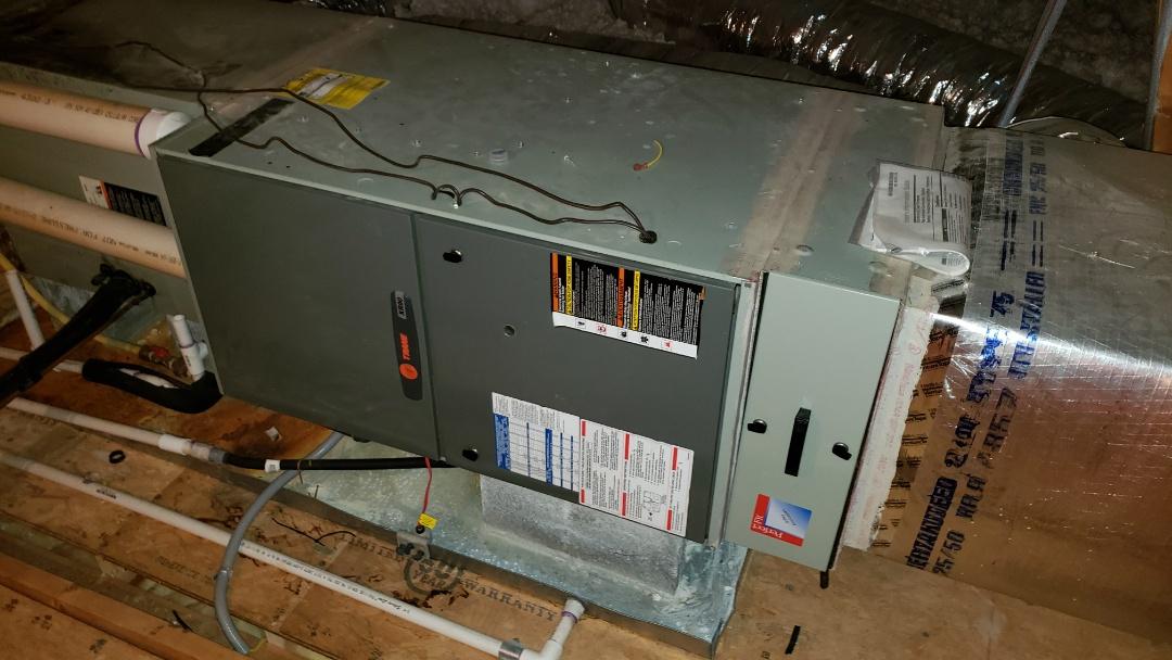 Mooresville, NC - Trane Gas Furnace Repair