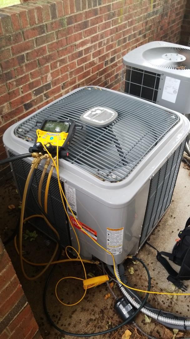 Harrisburg, NC - Tempstar heat pump repair