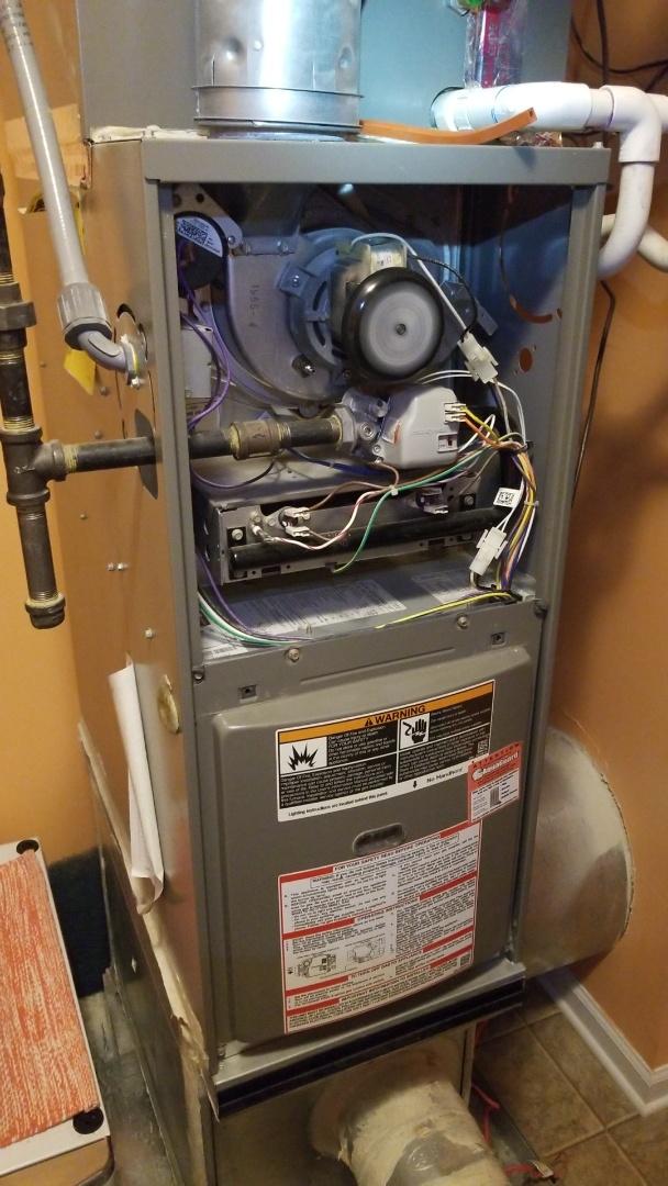 Kannapolis, NC - Lennox Gas Furnace Tuneup