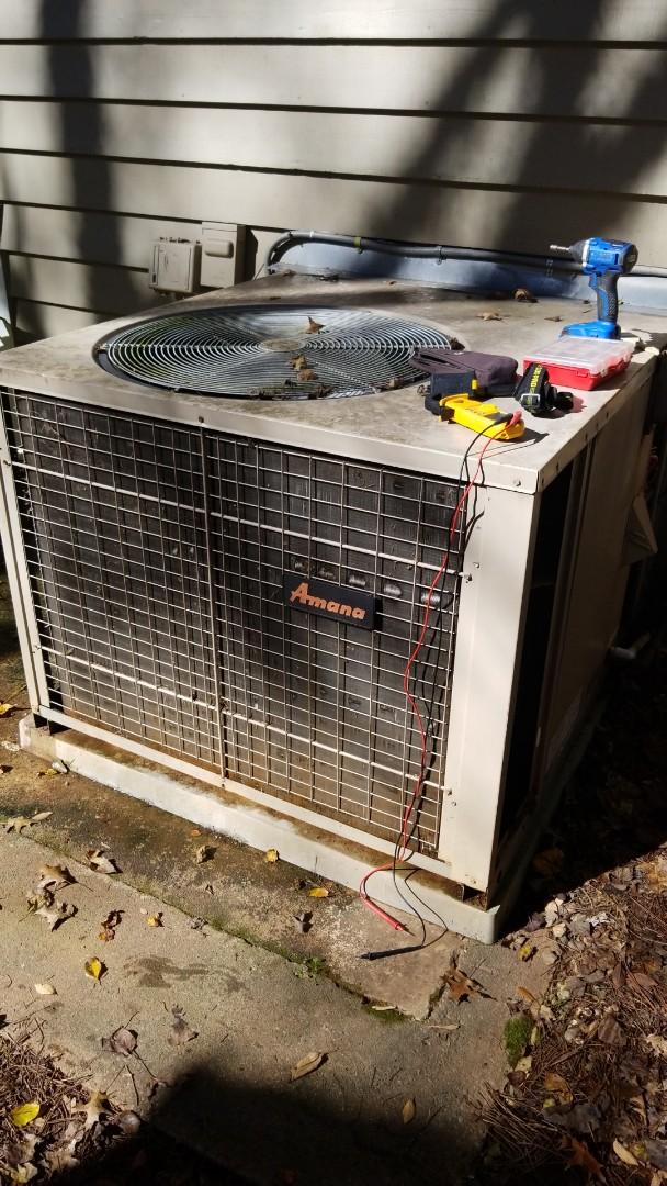 Huntersville, NC - Amana Gas Pack Heat Repair