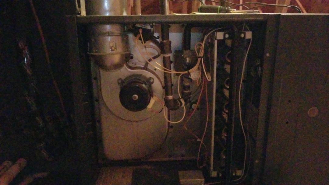 Charlotte, NC - Goodman Gas Furnace Tuneup