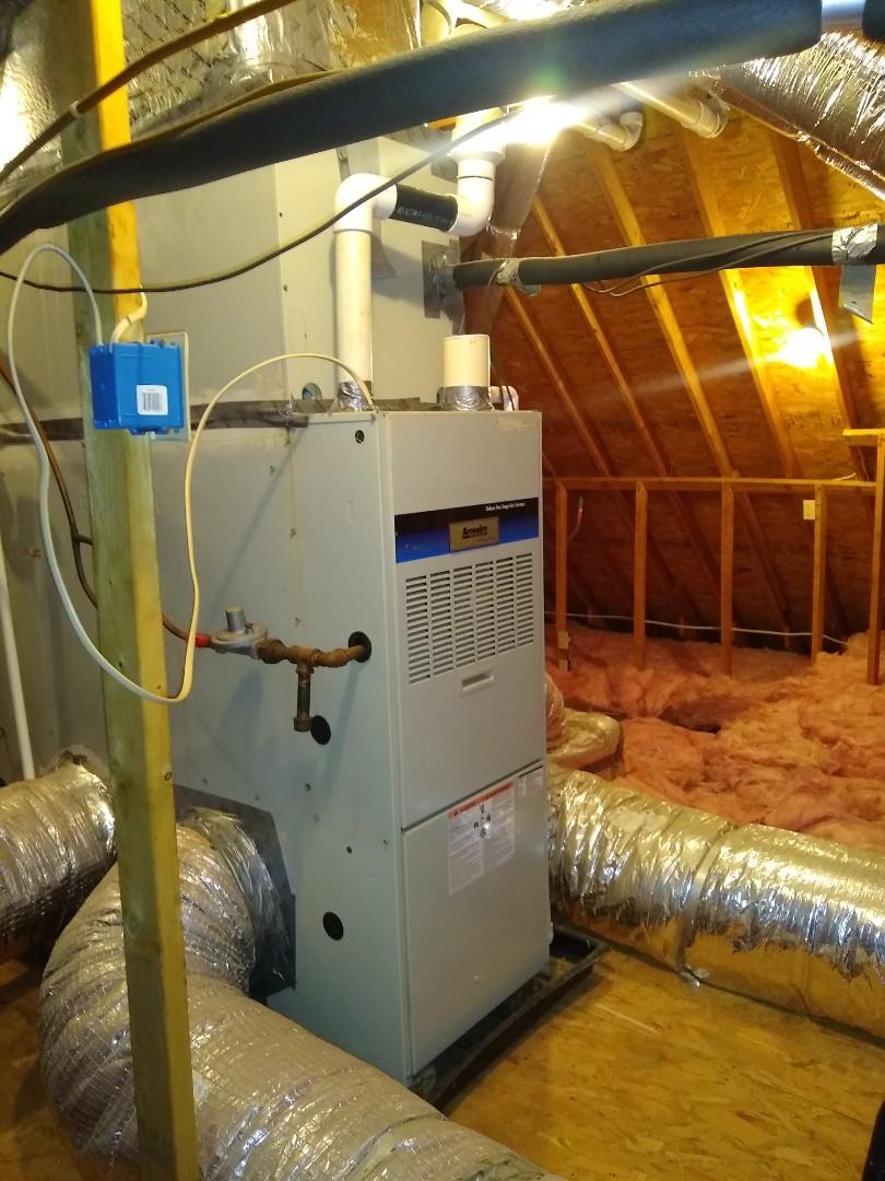 Harrisburg, NC - High-efficiency gas furnace repair carrier
